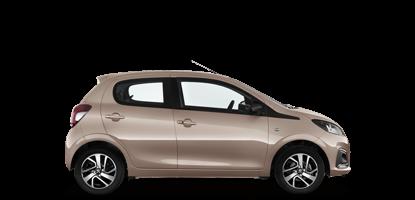 Peugeot 108 automatic