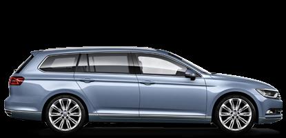 VW Passat Variant automatic